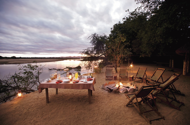 Sundowner Island Bush Camp