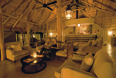 Sanctuary Sussi & Chuma Lodge Lounge