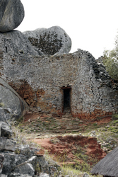 Great Zimbabwe Ruinen