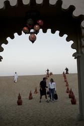 Am Beduinencamp Desert Gate