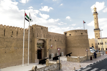 Dubai Al Fahidi Fort Museum