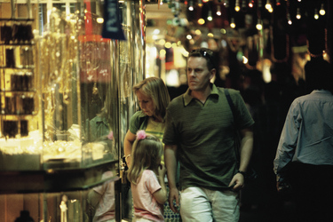Auf dem Goldmarkt