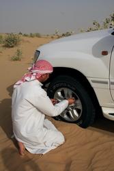 Fahrzeug Vorbereitung