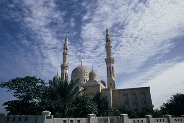 Jumeirah Moschee Dubai ©Government of Dubai, Department of Tourism