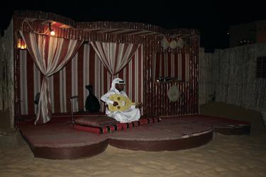 Im Beduinencamp Desert Gate