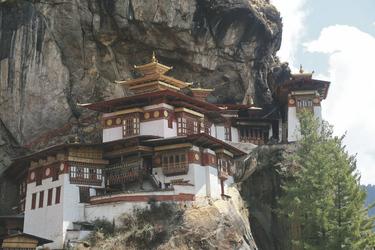 Tigernest-Kloster Taktsang