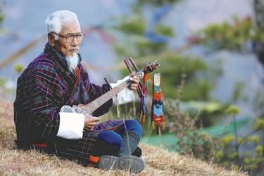 Musiker in Bhutan , ©Local Roots