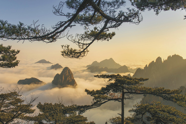Huang Shan Nationalpark