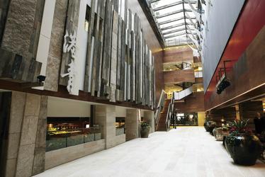 Lobby, ©YMCA of Hong Kong