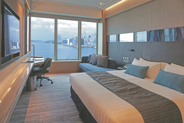 Tower Harbour View Zimmer