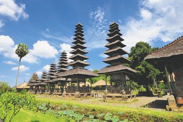 Taman Ayun Tempel, Bali