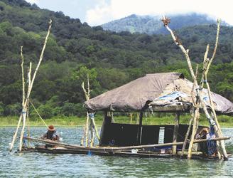 Tamblingan See auf Bali