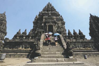 Prambanan Tempel auf Java
