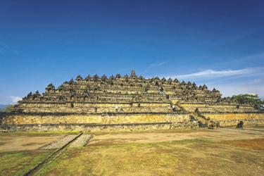 Tempelanlage Borobudur