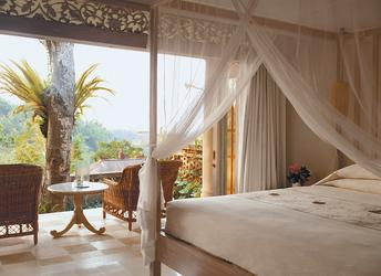 Terrassen Zimmer