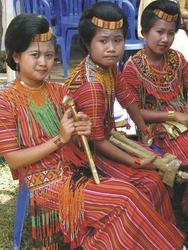 Frauen auf Sulawesi
