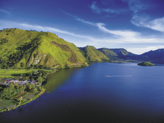 Toba See, ©Ministry of Tourism, Republic of Indonesia