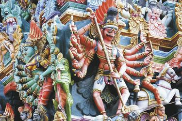 Meenakshi Tempel