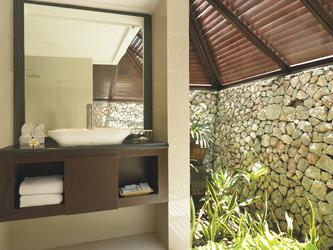 Garden Chalet - Badezimmer