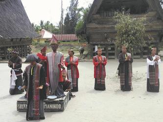 Zeremonie am Toba See, ©Kelana DMC, Indonesien