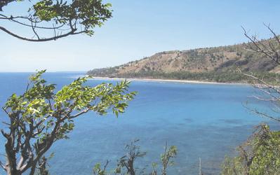 Küste Lomboks