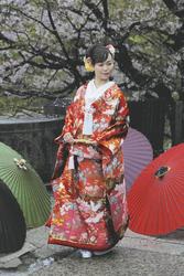 Frau mit Kimono, ©Ponant Cruises - Laure Patricot