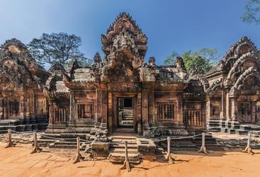 Tempelruine, Banteay Srei