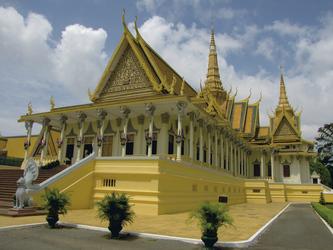 Königspalast, Phnom Penh