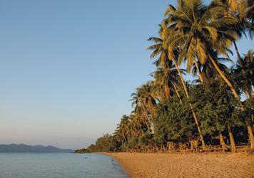 Strand auf Koh Tonsay