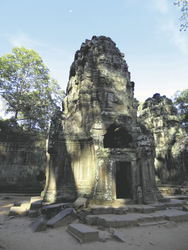 Ta Prohm Tempel in Siem Reap