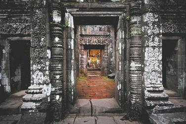 Wat Phou Tempel