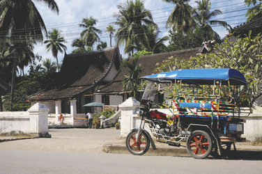 Tuk Tuk , ©Exo Travel 992