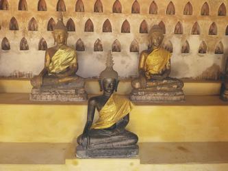Wat Si Saket Tempel in Vientiane, ©Susanne Möhler