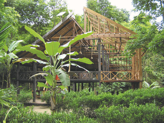 Kamu Lodge in Laos