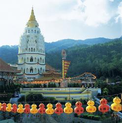 Kek Lok Si Tempel, Penang