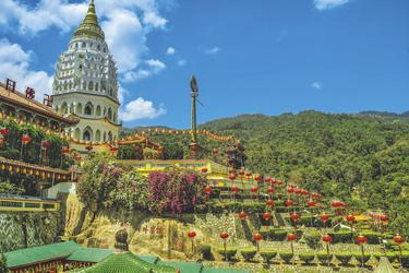 Peace Tempel in Penang