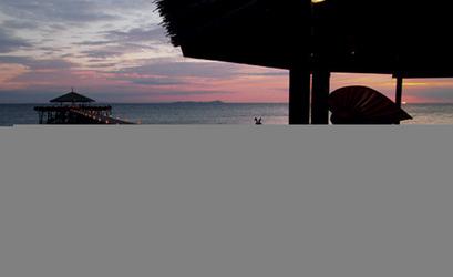 Strand des Japamala Resort
