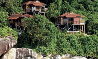 Baumhaus-Villa