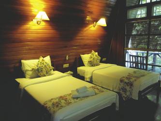 Zimmer des Tabin Wildlife Resort
