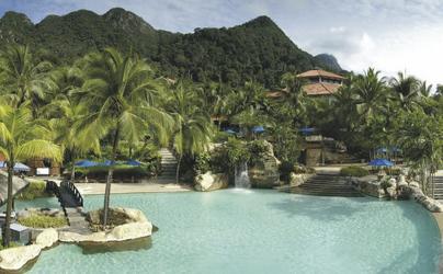 Pool, ©Berjaya Langkawi Resort