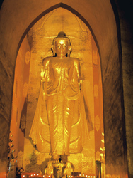Buddha im Ananda Temple