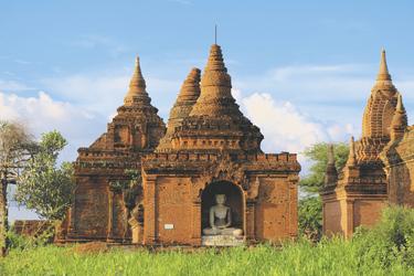 Tempelanlage Bagan