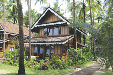 Beach Front Cottage