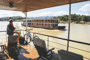 Pandaw Flusskreuzfahrt, ©Pandaw River Cruises