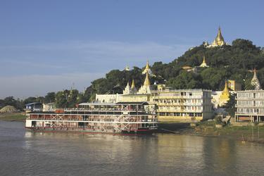Flusskreuzfahrt mit der Pandaw, ©Pandaw River Cruises