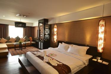 Bamboo-Deluxe-Zimmer