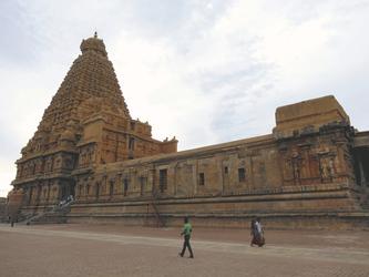 Brihadeeswarar Tempel