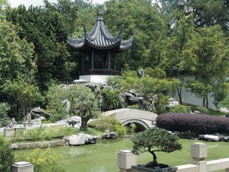 Im Banzai Park in Singapur