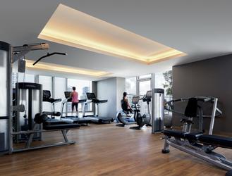 Im Fitnesscenter