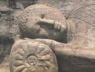 Gal Vihare in Polonnaruwa